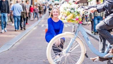 Martina Schneider Organisator HSP Congres Nederland
