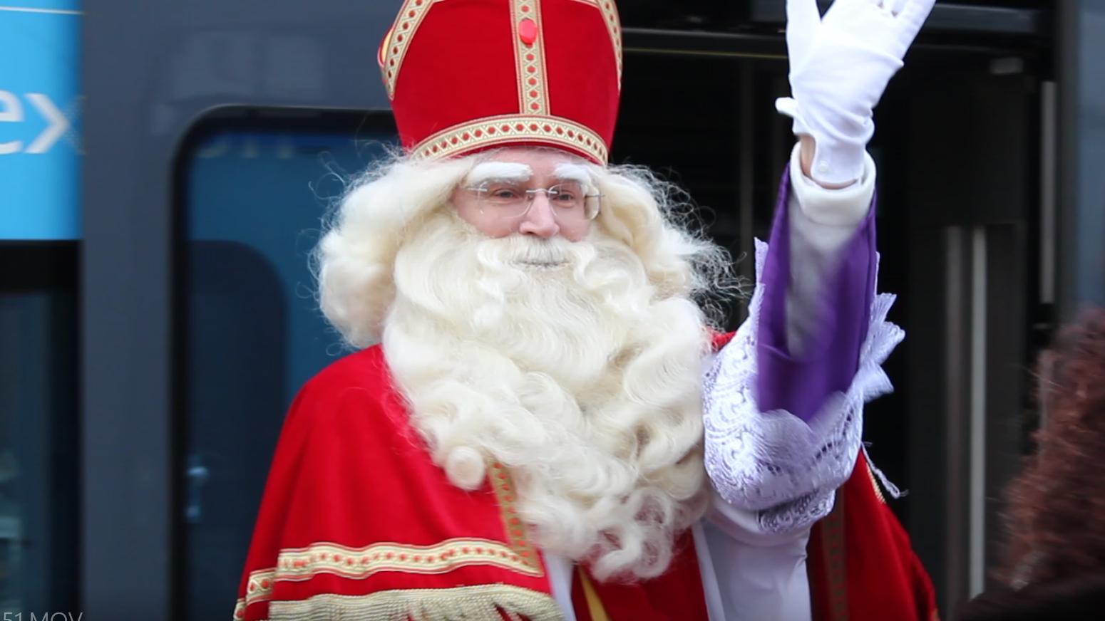 Sinterklaas Komt Aan In Het Land De Vraag Is Waar Ede