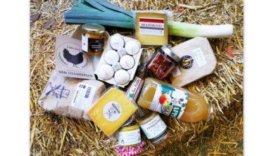Een aantal van de producten die je in de doos tegen kunt komen