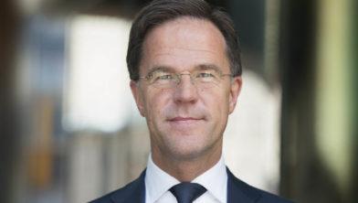 Mark Rutte, Minister-president, minister van Algemene Zaken.
